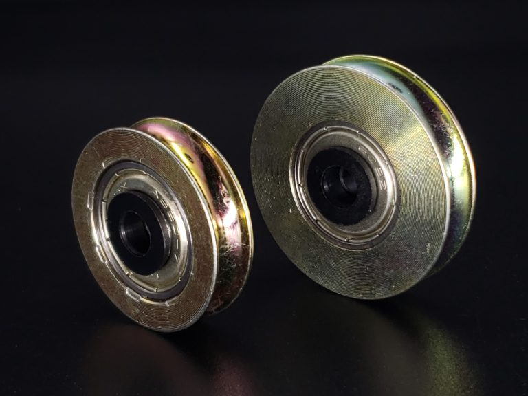 1.25 and 1.5 Steel Wheels Standing View