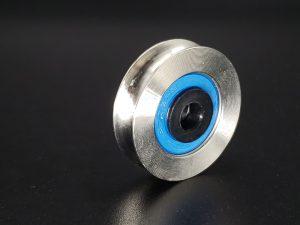R2835 1 1-4 SS Wheel